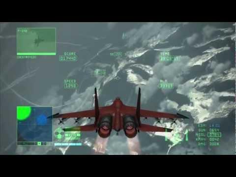 Top 10 Ace Combat Mission Themes, Part 1 (10-5)