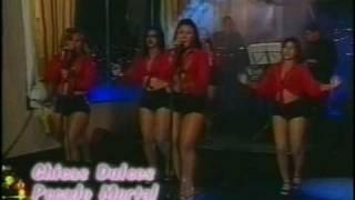 LAS CHICAS DULCES - PECADO MORTAL EN VIVO
