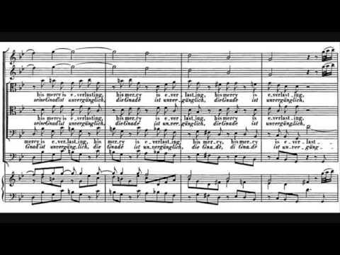 George Frideric Händel - Jubilate, HWV 279 {Music for the Peace of Utrecht}
