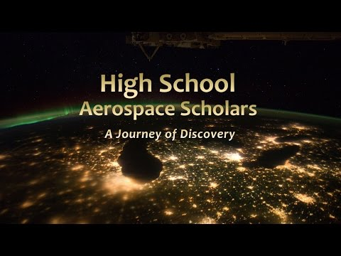 High School Aerospace Scholars: A Journey of Discovery