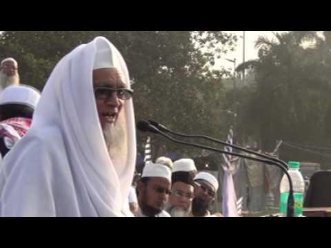 दारुल उलूम देवबंद के नायब मोहतमिम मौलाना अब्दुल खालिक संभली का इंतकाल इस्लामिक जगत में शोक की लहर