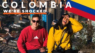 A Day In COLOMBIA As Tourist (Not What We Thought) 🇨🇴