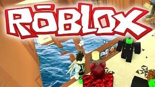 TITANIC Sjunker! - Roblox