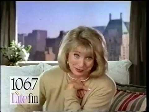 WLTW-FM ad w/Teri Garr, 1999