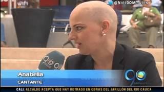 Marzo 6 de 2015  Anabella, una cantante con talento y valentía