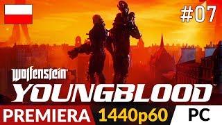 Wolfenstein Youngblood PL z Arlinką  odc.7 (#7 Fabuła)  Brat 3 i 1 | Gameplay po polsku