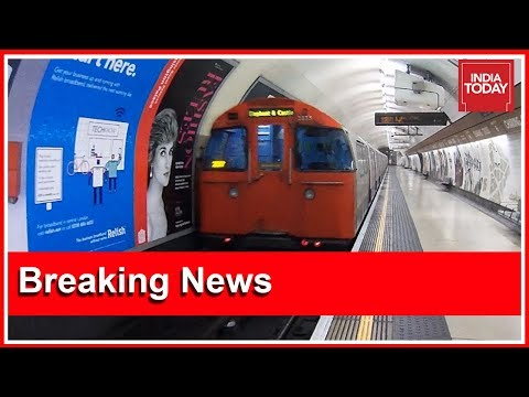 Bomb Scare At London's Charing Cross Metro Station, Passengers Evacuated