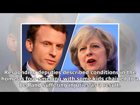 Macron has warned Europe could split apart after Brexit