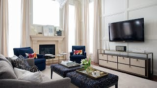Interior Design —  How To Design A Two-Storey Family Room