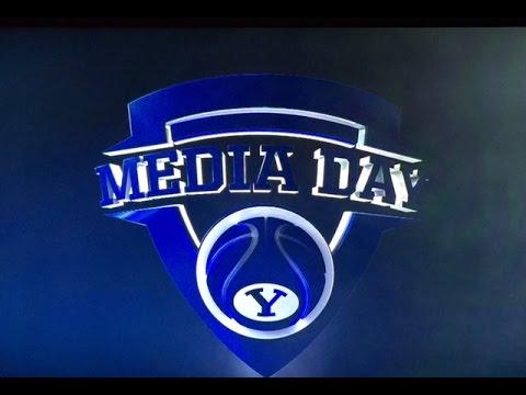 2016-17 BYU Basketball Media Day Press Conference