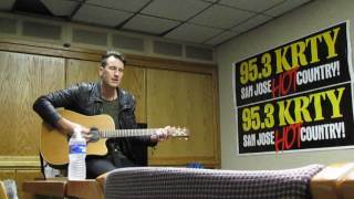 """Russell Dickerson ~ """"Blue Tacoma"""" ~ KRTY ~ 2/8/17 Video"""