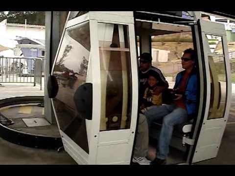 Ecuador: Teleférico Quito