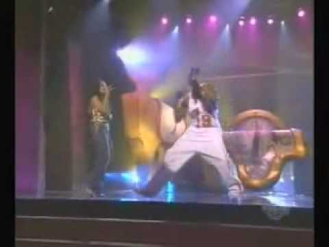 Ja Rule & Ashanti - 'Foolish/Always On Time' (Live)