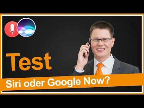 Siri vs. Google Now: Welcher Sprachassistent gewinnt?