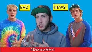 Logan Paul & Jake Paul (UNDER FIRE) over Songs! #DramaAlert FaZe Banks UPDATE! Martinez Twins