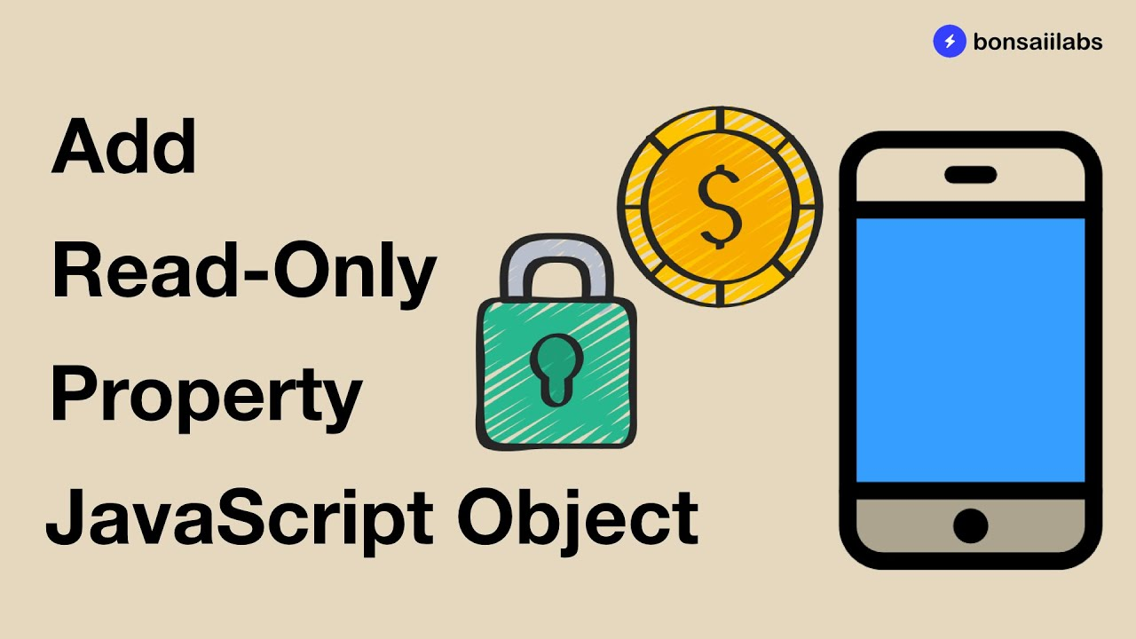 Add read-only (immutable) property to a JavaScript Object