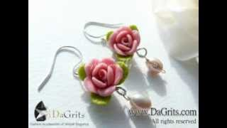 2012 - Handmade Japanese Clay Flower Collection Thumbnail