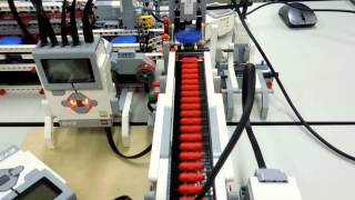 KAIST LEGO Manufacturing System by Yuong Jae Jang
