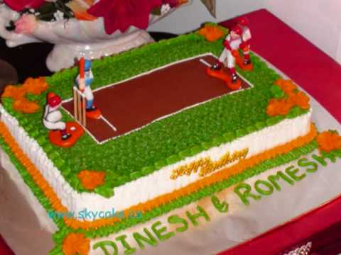 Cricket Birthday Cake Ideas