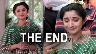 Guddan Tumse Na Ho Payega Last Episode | Kanika Mann In Tears On Last Day Shoot