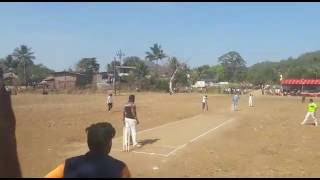 Prafull kedari batting