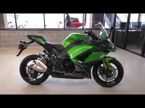 003211 2017 Kawasaki Ninja 1000 Abs Zx1000w Used Motorcycles For