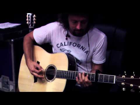 """Jason Mraz - How to Play """"I'm Yours"""" Taylor Session"""