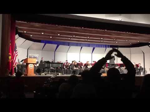 Aquarium by Johan de Meij - Glenbard East High School Concert Band