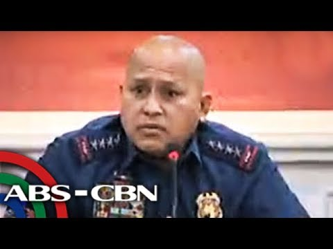 TV Patrol: PNP Chief, humingi ng pasensiya sa mga tinawag na 'ingrato'