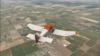 Flight Career 004 - X-Plane 11 - Aerobask Robin DR401 Test Flight