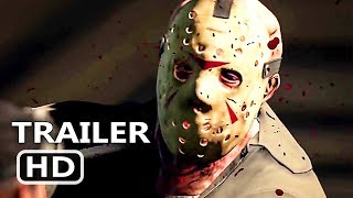 PS4 - Friday the 13TH Game: Single Player Gameplay Trailer (2018)