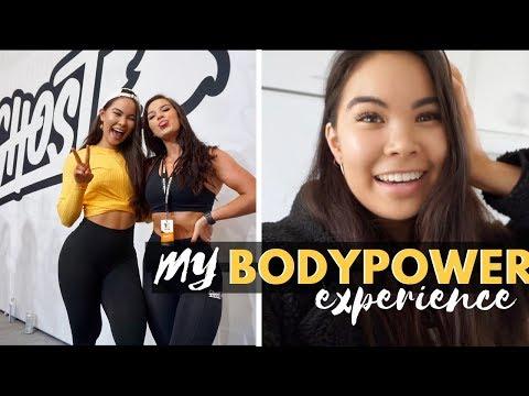 BODYPOWER EXPO 2019   Birmingham Vlog