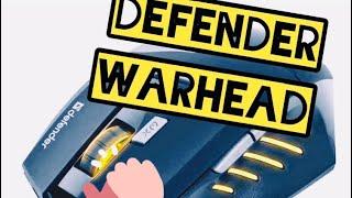 опыт эксплуатации игровой мыши defender warhead GM-1760