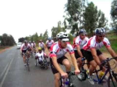 Wheels4Life - Fun on the road to Durban, South Africa