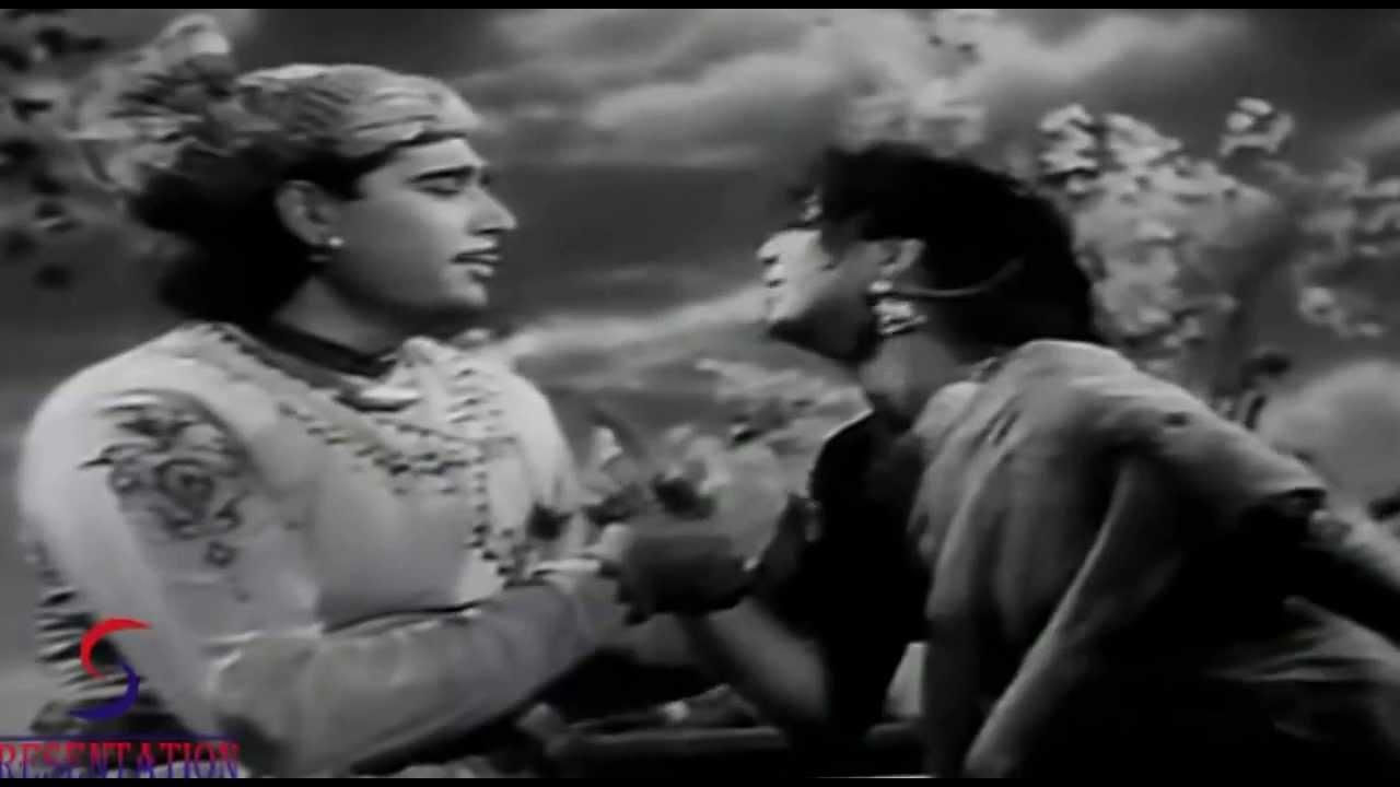 Download Bhula Nahin Dena Ji - Lata Mangeshkar, Mohammed Rafi - BARADARI - Geeta Bali, Ajit, Pran