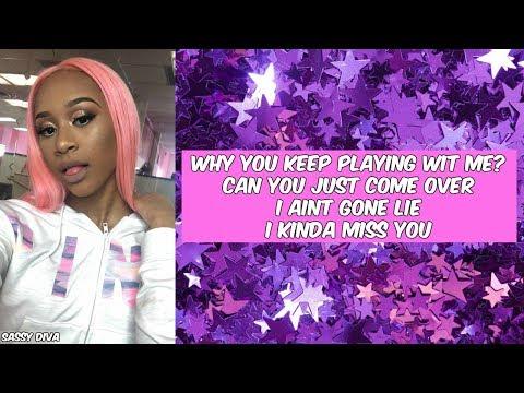 Lakeyah Danaee - Put It Down (Lyrics)