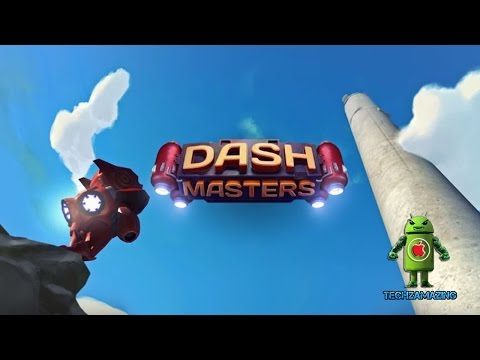 Dash Masters (iOS/Android) Gameplay HD
