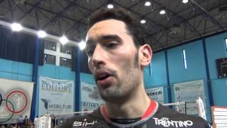19-04-2015: Emanuele Birarelli nel post Molfetta
