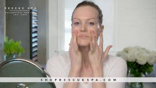 How To: Facial Massage with Valmont Prime Renewing Pack