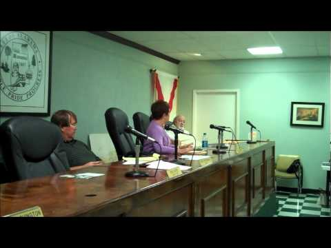 Leeds Council Discussion from June 18, 2012 Meeting