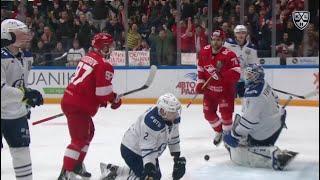 Dynamo Msk vs Spartak: Series Recap