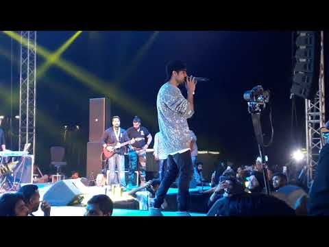 Harrdy Sandhu // Backbone Song // Raipur Live Show //