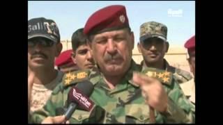 استعدادات بين القطعات العسكرية وقوات التحالف لشن عملية واسعة النطاق لتحرير الرمادي