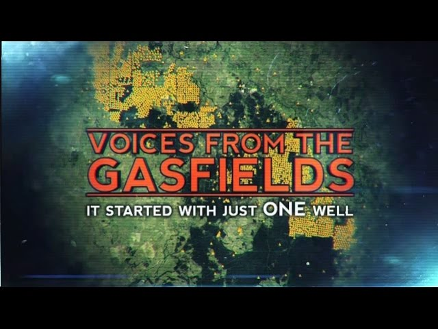 Voices From The Gasfields