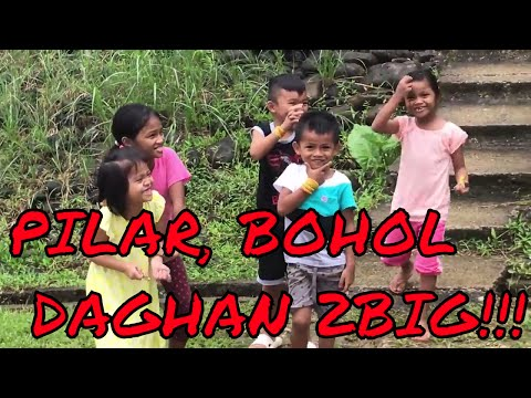 Pilar, Bohol - Life in the Philippines
