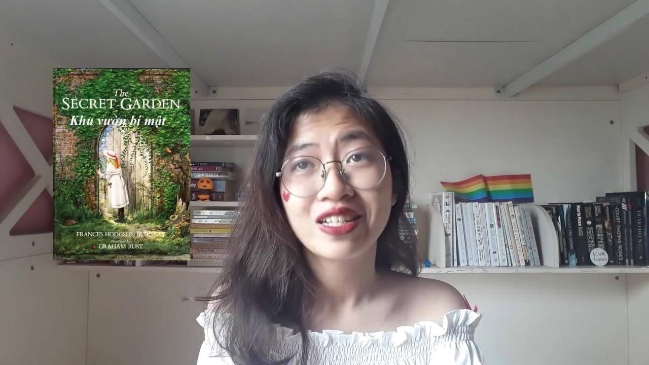 [review sách] #25 KHU VƯỜN BÍ MẬT | cuốn sách của tháng