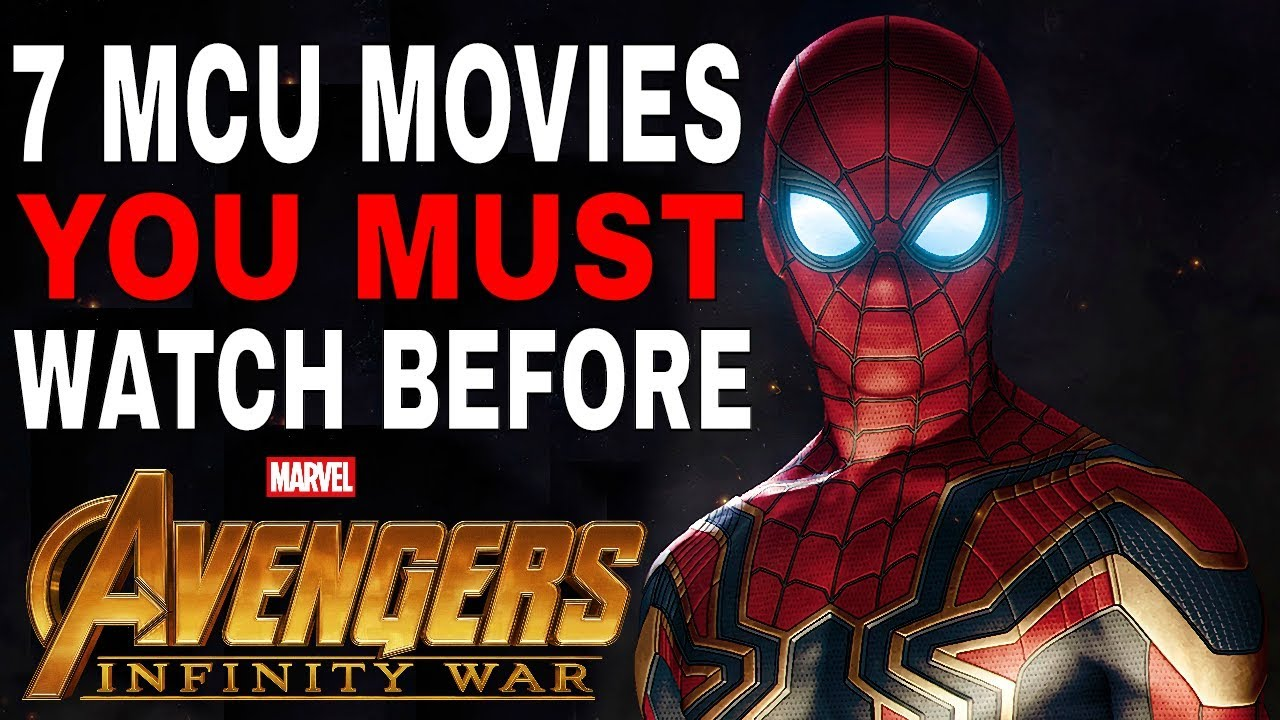 The Best Marvel Films You Must See Before Avengers Infinity War