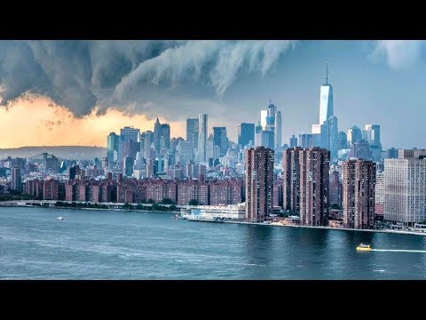 🔵livestream ở Mỹ Bão MARIA cấp 4 160 mph ABCNews Live coverage  KHẨN CẤP ALERT New York  9/19/2017