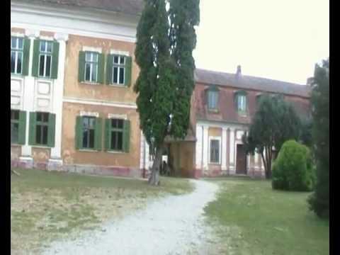 Castelul Samuel von Brukenthal din Avrig