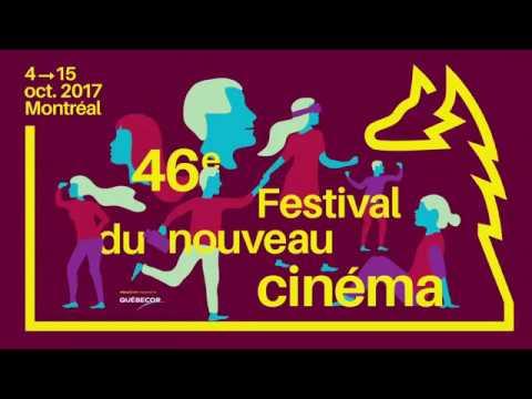 Festival du nouveau cinéma 2017 - Teaser